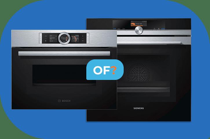verschil gewone oven en heteluchtoven