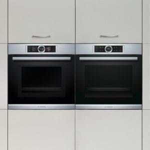 Bosch HMG636BS1 (60cm) + Bosch HBG675BS1 (60cm)